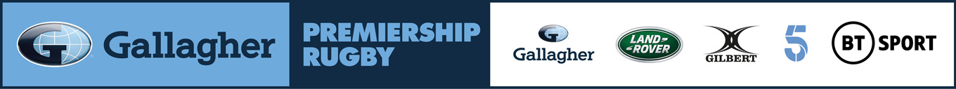 Gallagher Premiership Rugby - Sponsors