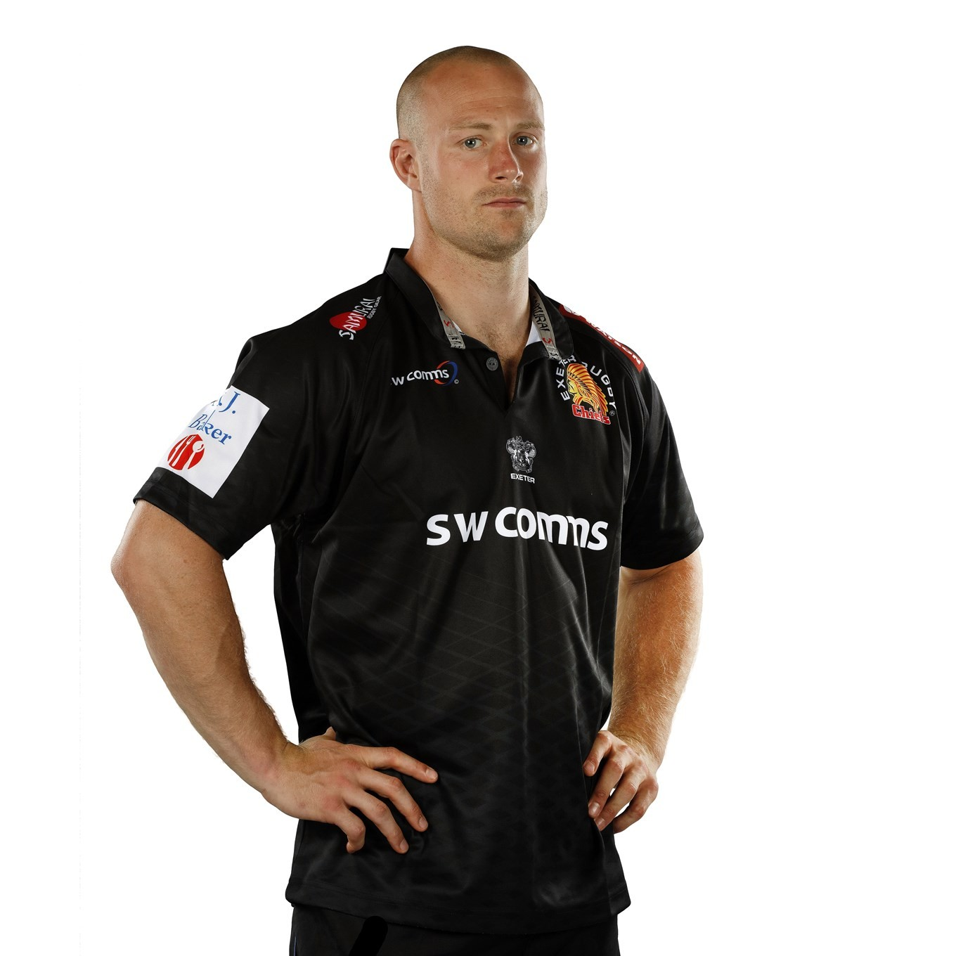 Exeter Chiefs Home Shirt 2018 19