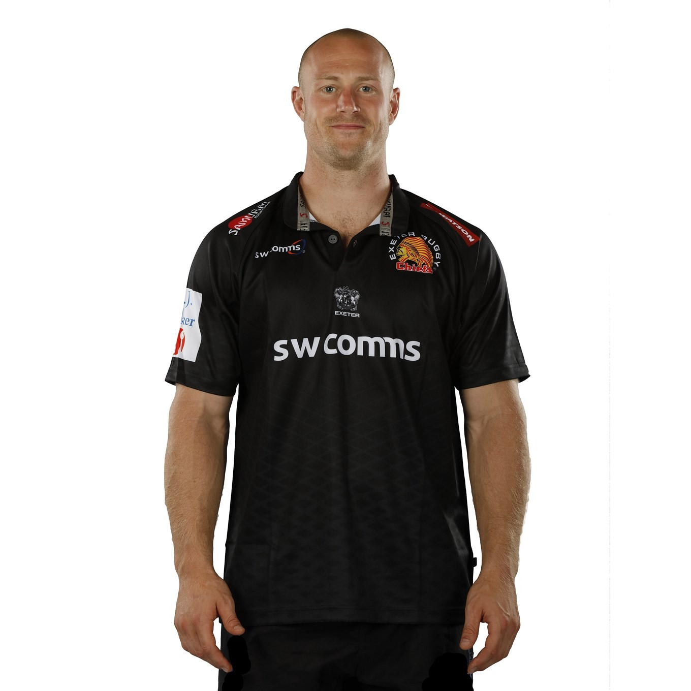 b0f016a03 Exeter Chiefs Home Shirt 2018-19