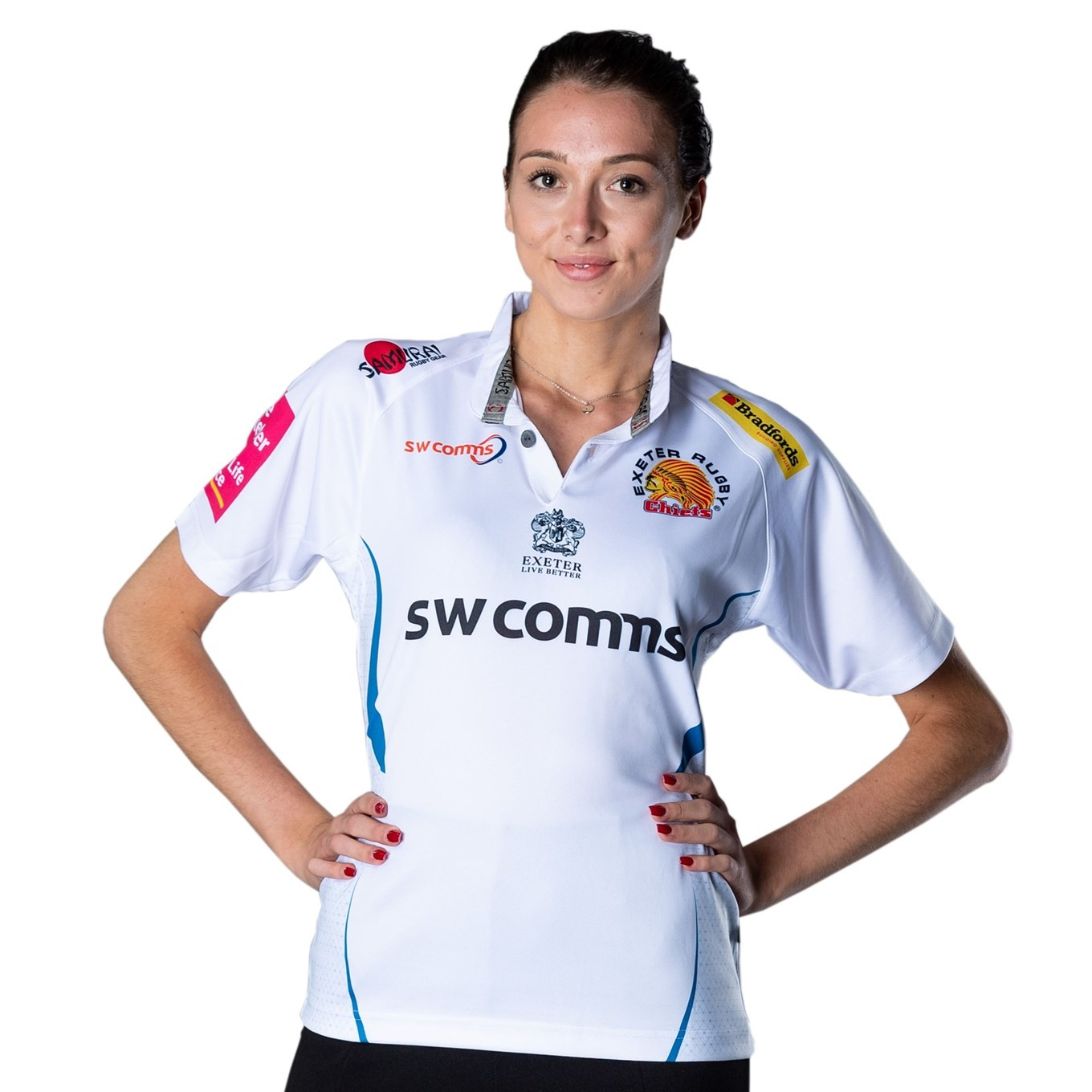 45cca133c Exeter Chiefs Away Shirt 2018-19