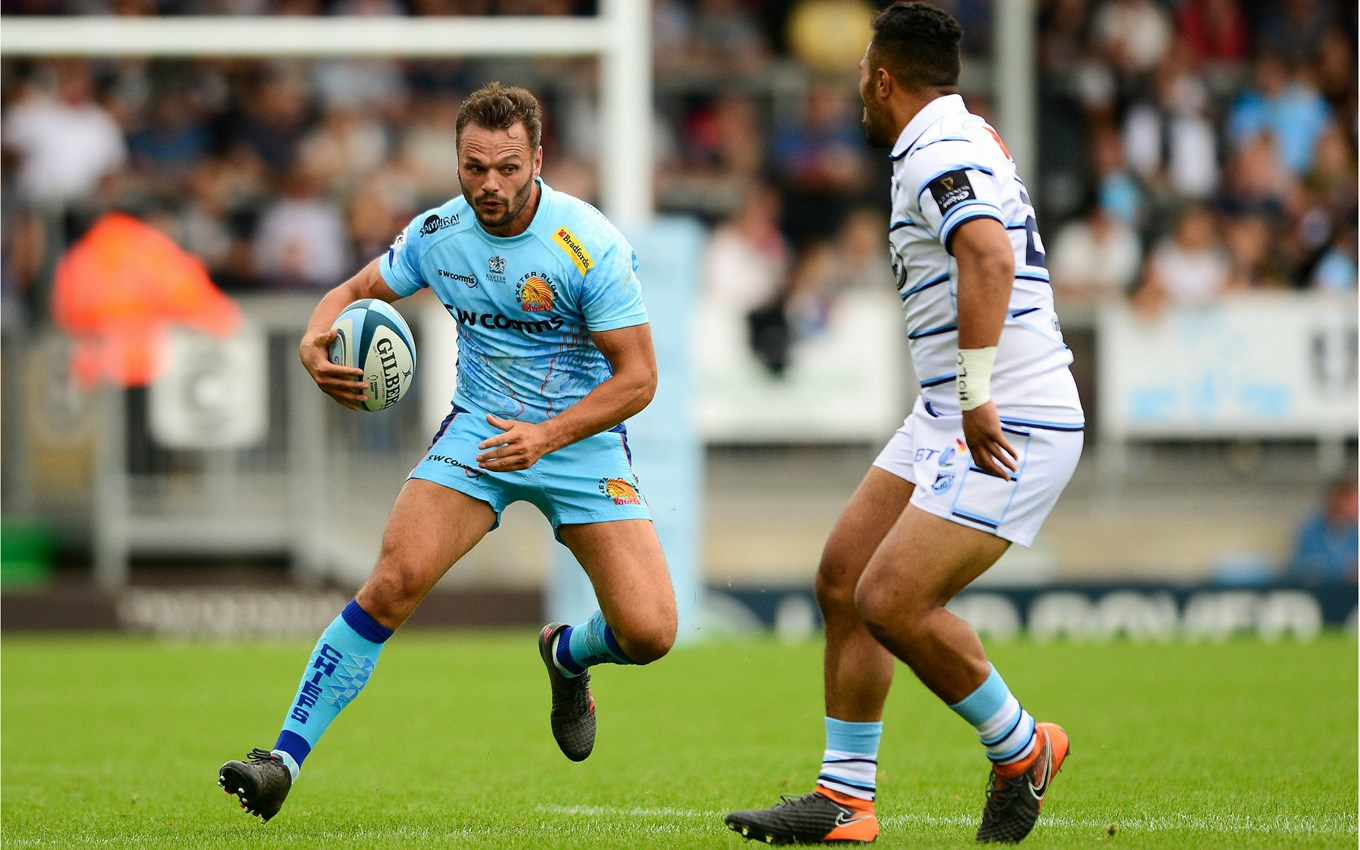 Exeter Chiefs Player List