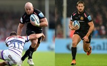 Chiefs duo up for monthly award