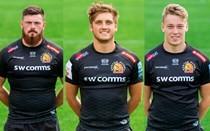 Chiefs trio in England U20s squad