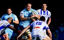 Hill relishing Gloucester battle