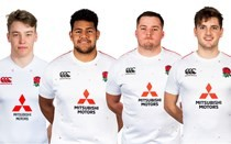 Quartet named in U20s squad