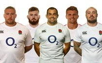 Five Chiefs in England side to face Wales