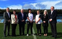 Red Roses stars pay visit to Sandy Park