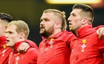Francis starts for Wales