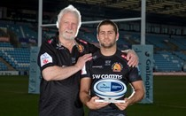 Cordero claims Player of the Month award