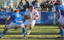 Young Chiefs help England U20s to victory