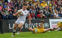 England U20s too strong for Aussies