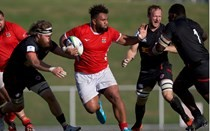 Taione helps Tonga to victory