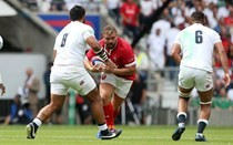 Francis relishing England rematch