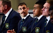 White in Wallabies World Cup squad
