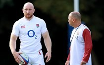 Chiefs duo in England side to face Italy
