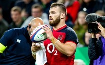 Chiefs duo help England to victory