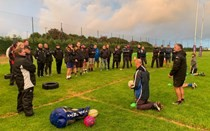 Pellow helps deliver coaching masterclass