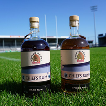 Chiefs Gin, Rum and Crystal