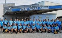 Bon Voyage to cyclists en route to France