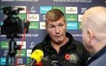 Exeter chief seeking consistency