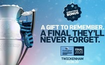 Win FREE limited-edition socks when you buy Prem Rugby Final tickets