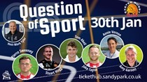 Question of Sport 2020 back at Sandy Park
