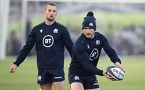 Hogg leads Scots into Calcutta Cup battle