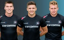 Academy trio in England U18s squad