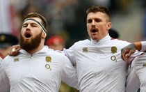 Chiefs duo named on England bench