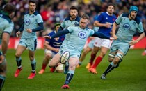 Hogg's joy as Scotland see off France