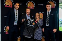 Match Sponsors at Exeter Chiefs