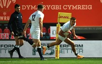 Chiefs trio help England into Cup Final