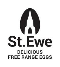 St Ewe Eggs Logo