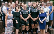 Family Law with Exeter Chiefs players