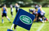 Land Rover renew partnership