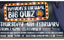 Haydn's Virtual Big Quiz
