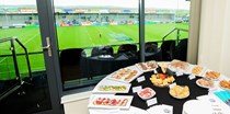 Corporate Hospitality Box at Sandy Park