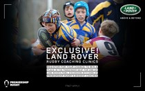 Book your seat in one of Land Rover's Online Sessions