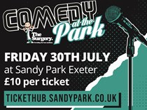 Comedy at the Park Exeter