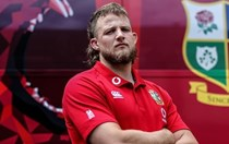 Hill looking to stake his Lions Claim
