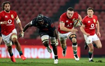 Duo help Lions to ease past the Sharks