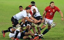 Chiefs duo help Lions to see off Sharks