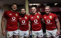 Exeter's fab four to face the Stormers