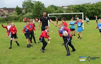 Tackling Health programme proves a smash hit with youngsters