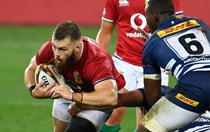 Cowan-Dickie stars in final Lions audition