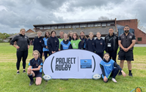 Honiton Girl's Rugby Success