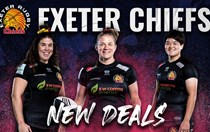 International trio commit to the Chiefs