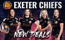 Women's quartet all agree new deals
