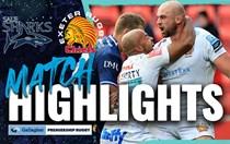 HIGHLIGHTS: Sharks v Chiefs