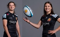 Chiefs duo named in England women's squad